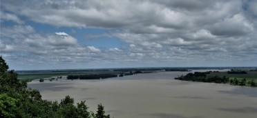 Flood from Ponca State Park 2011